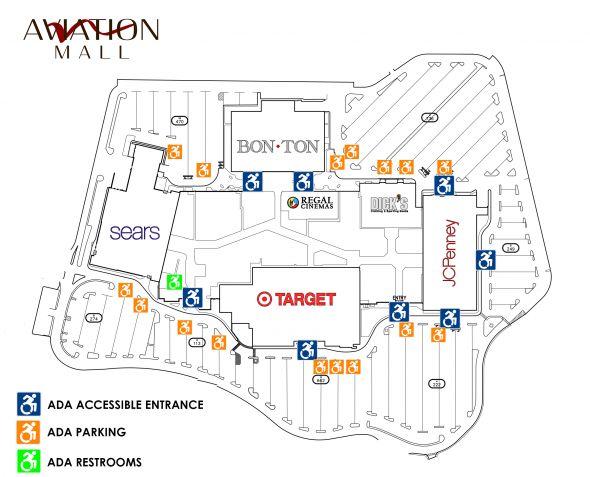 Aviation ADA Map