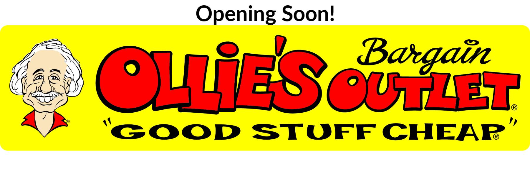 Ollies Opening Soon