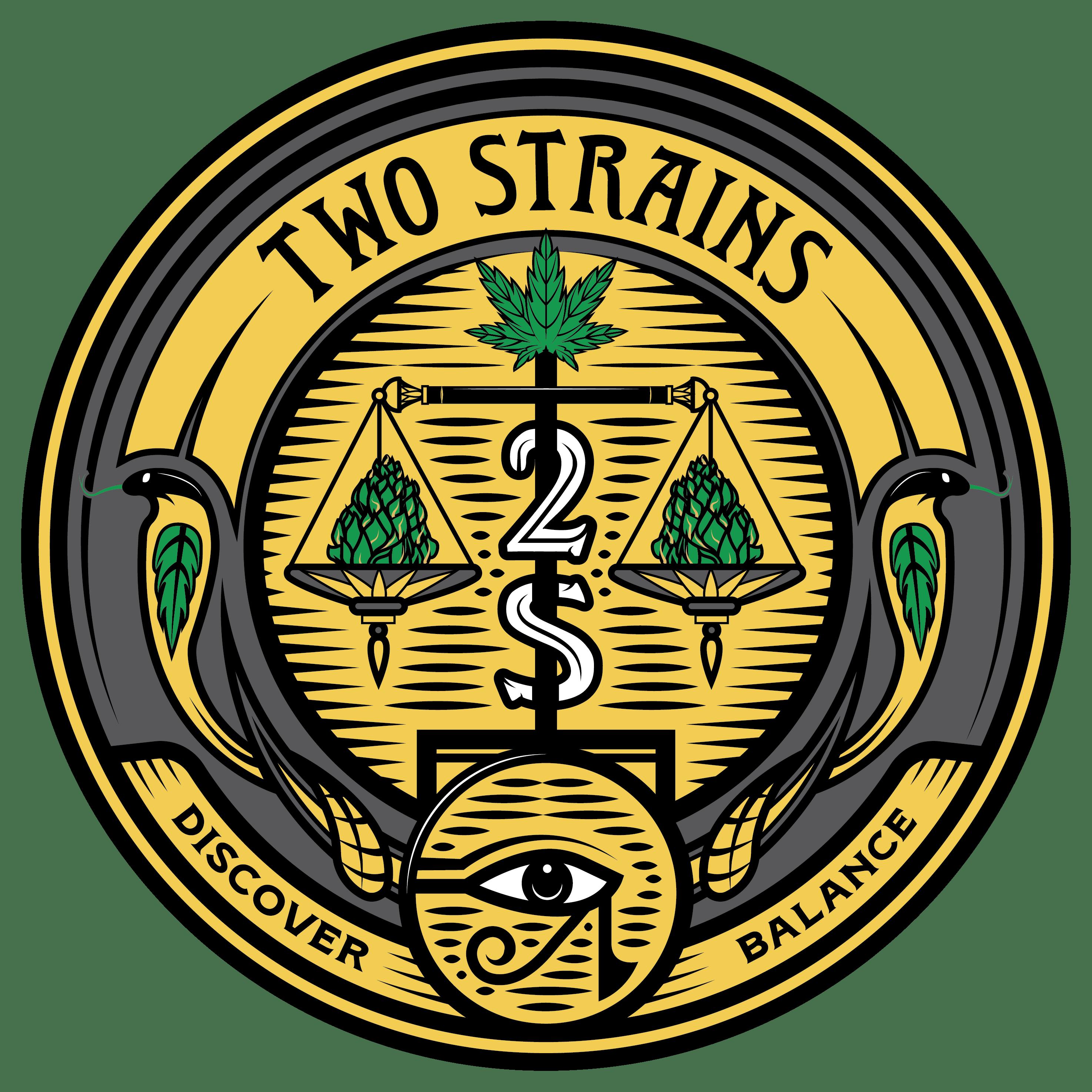 2 Strains CBD