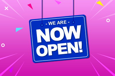 now open emailer 600x400 1