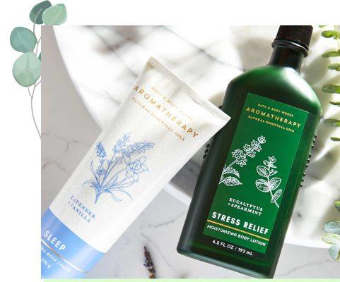 aromatherapy gift set d